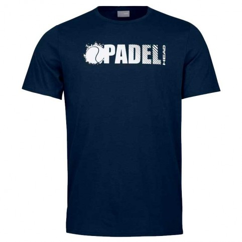 Head -Camiseta Head Padel Font DB 2021 FW