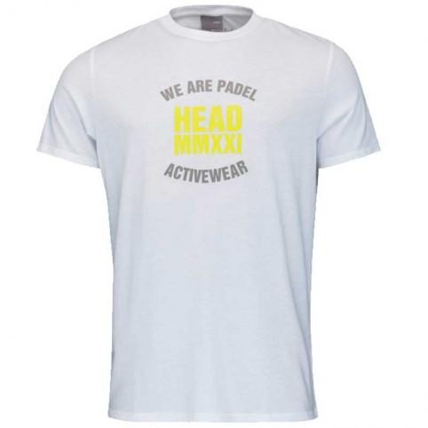 Head -Camiseta Head Skip WH 2021 FW