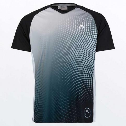 Head -Camiseta Head Game Tech BK 2021 FW