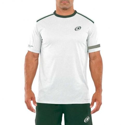 Bullpadel -Camiseta Bullpadel Mutata 2021 blanco FW