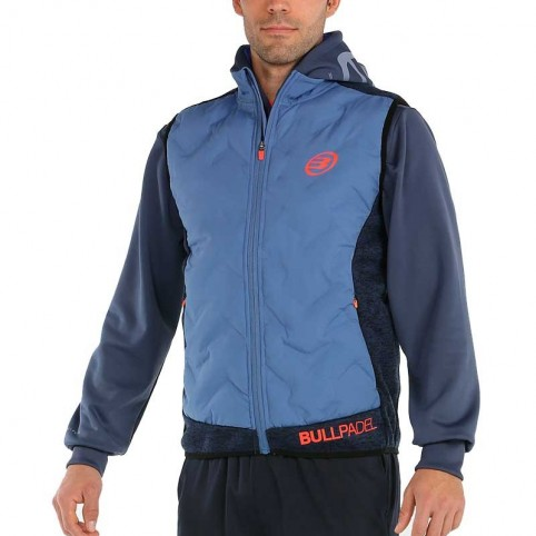 Bullpadel -Bullpadel Landazu 2021 blue FW vest