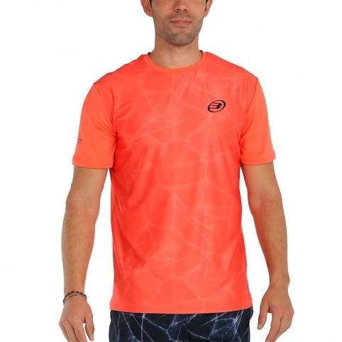 Bullpadel -Camiseta Bullpadel Manizal 2021 rojo FW