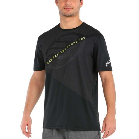 Bullpadel -Camiseta Bullpadel Kareni 2021 negro FW