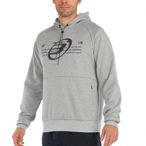 Bullpadel -Bullpadel Ladyar 2021 gray FW sweatshirt