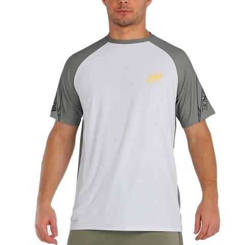 Bullpadel -Camiseta Bullpadel Caliope 2021 Blanco F