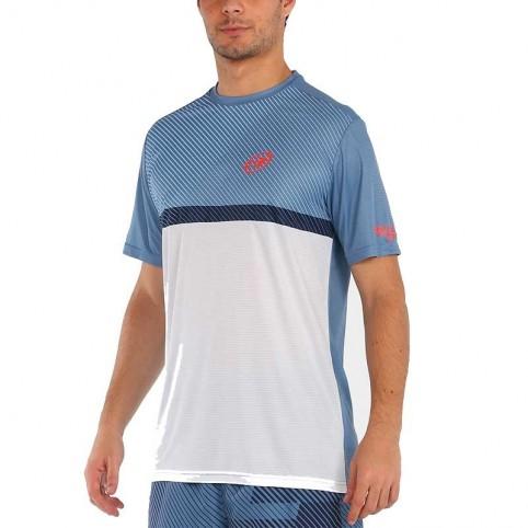 Bullpadel -Bullpadel Chero 2021 Blue FW T-shirt