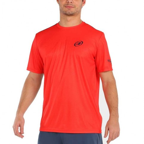 Bullpadel -Bullpadel Cise 2021 Red FW T-shirt