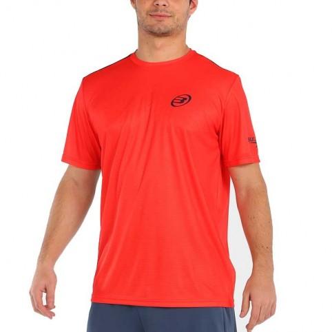 Bullpadel -Camiseta Bullpadel Cise 2021 Rojo FW