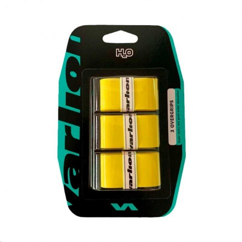 -Overgrips H2O x 3 - yellow - * 12