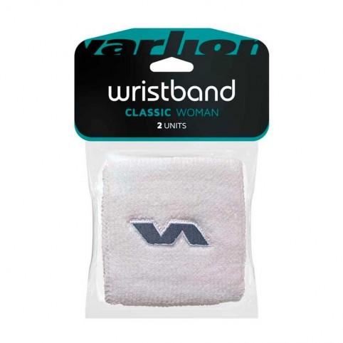 Varlion -Varlion Classic wristband * 2 W white / gray