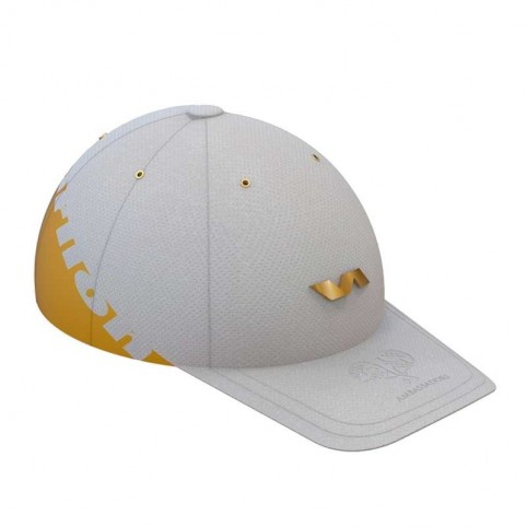 Varlion -Varlion Ambassadors White / Gold Cap