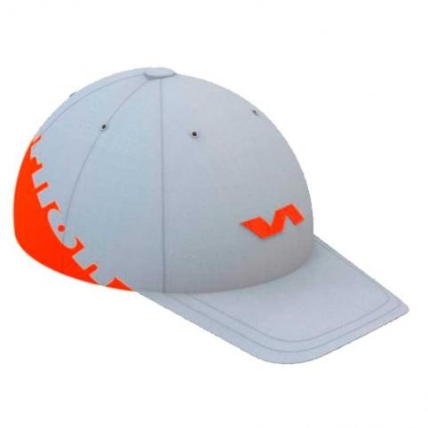 Varlion -Varlion Team White / Orange Cap
