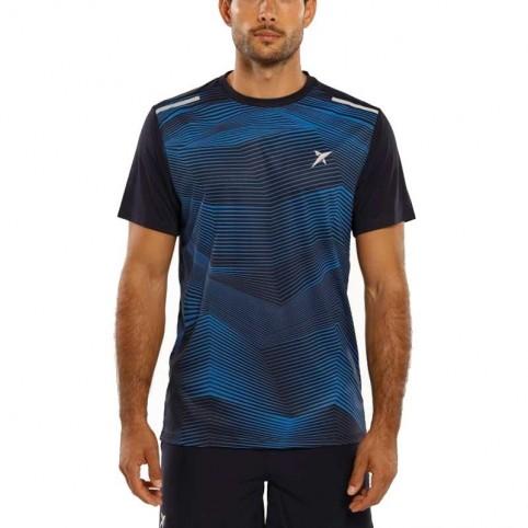 Drop Shot -Camiseta Drop Shot Rush 2021 FW azul