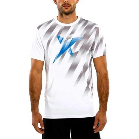 Drop Shot -Camiseta Drop Shot Zero 2021 FW blanco