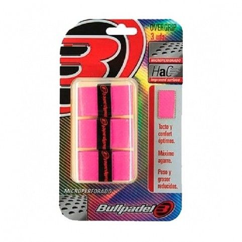 -Overgrip Bullpadel GB-1201 Rosa