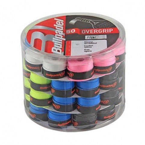 -Barca Overgrip Bullpadel 50 pz
