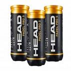Head -Tripack Head Padel Pro S