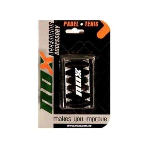 Nox -Noir dentelé bouclier 2 unités