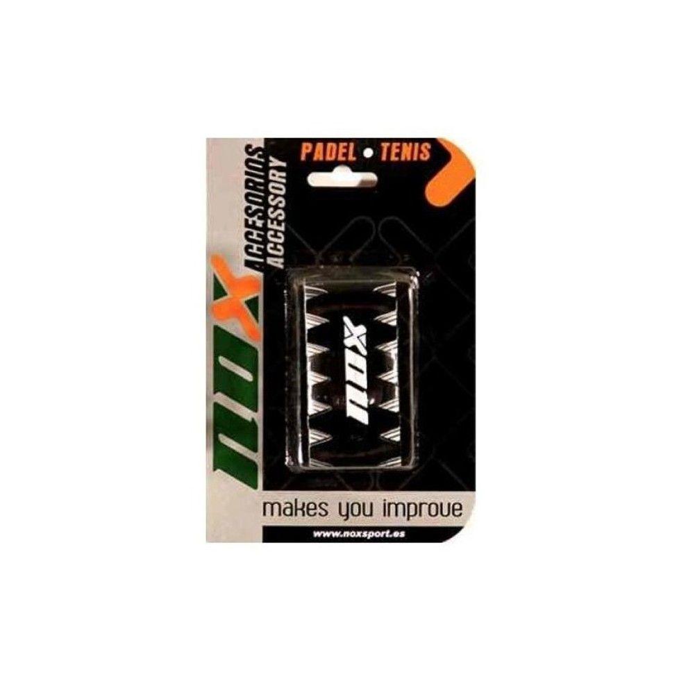 Nox -Protector dentado negro 2 ud