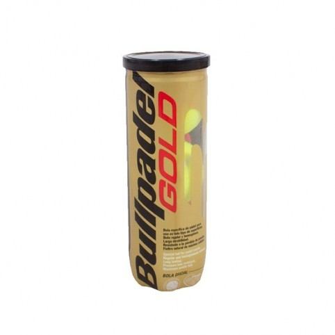-Bote Bolas Bullpadel Gold