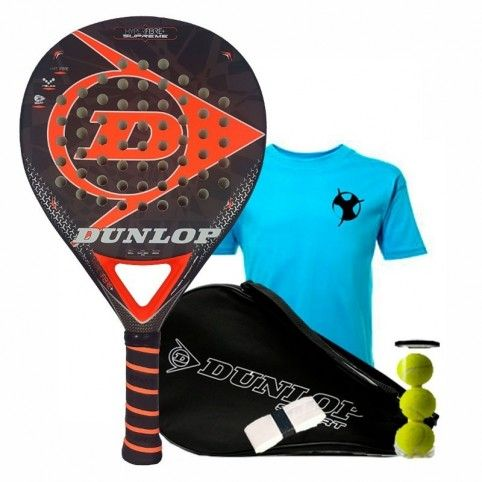 Dunlop -Shovel Dunlop Hyperfibre Supreme