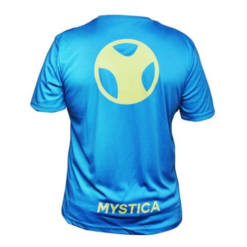 MYSTICA -Camiseta Mystica Mono 2019 Azul