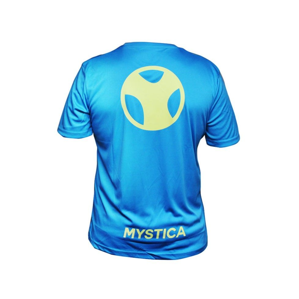 MYSTICA -Camiseta Mystica Monto 2019 Azul