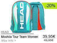 Mochila Tour Team Woman