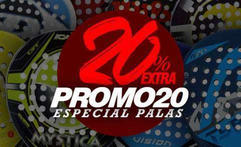 PROMOCYBER - Palas - 20DTO EXTRA