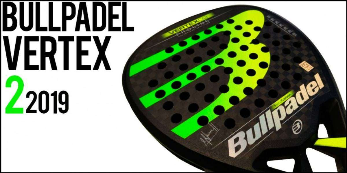 Test pala de pádel Bullpadel Vertex 2 2019