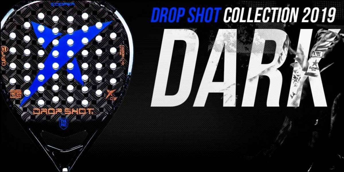 Drop Shot Dark Collection, conoce el lado oscuro de Drop Shot